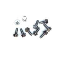 Wheel Horse 1/4-20 Finish Bolt Kit